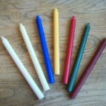 10″ Taper Candles