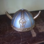 Child Size Viking Helmet