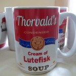 Cream of Lutefisk Mug