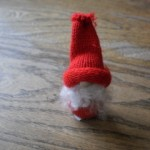 Tomte with Nose