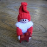 Tomte with Dala Horse