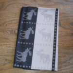 Moose Table Runner
