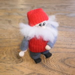 Tomte with Spoon