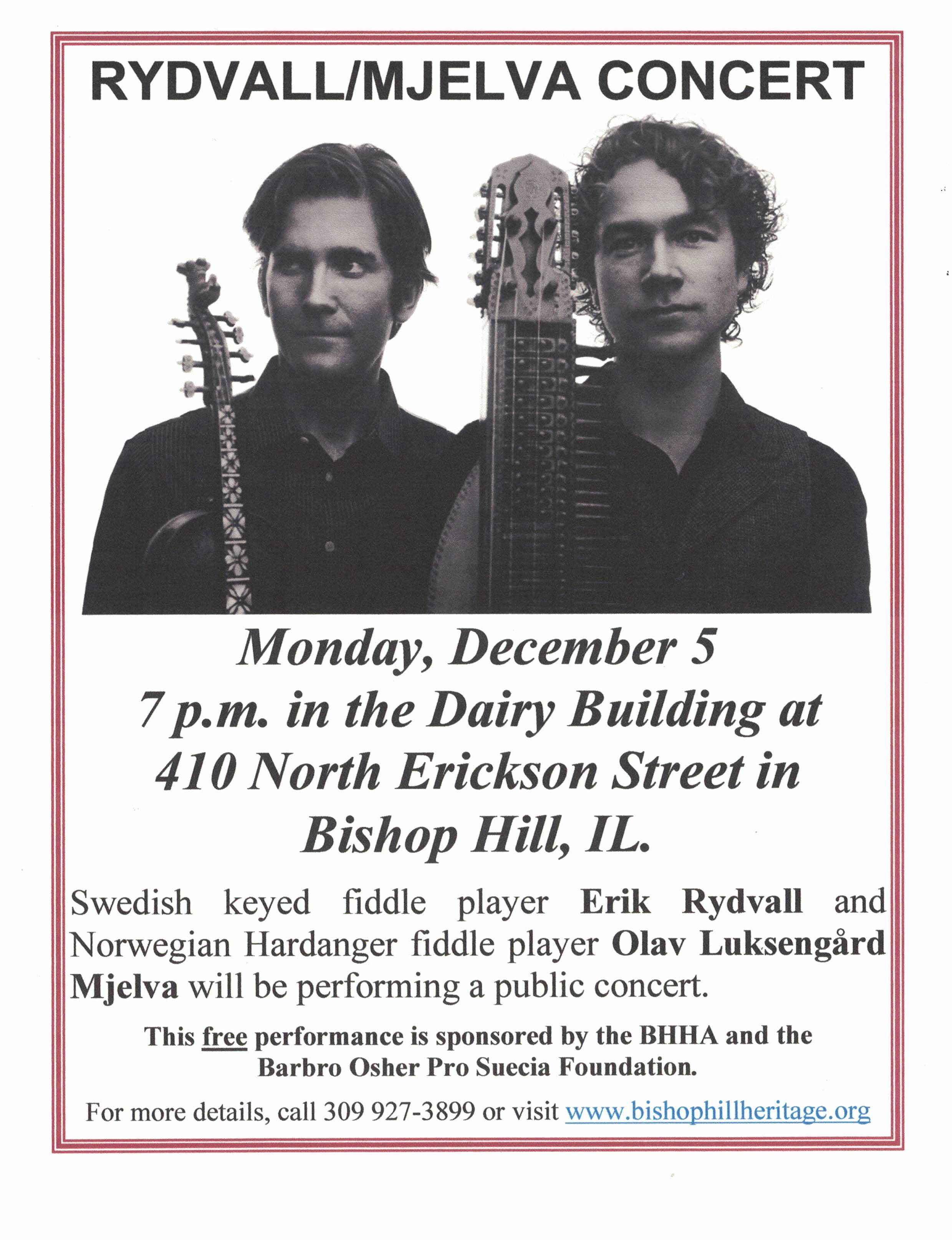 rydvall-and-mjelva-concert-poster